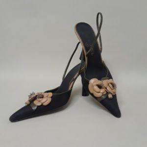 Chanel kitten heels - 100% auth